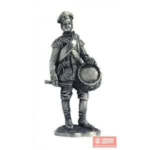 Барабанщик Л.-гв. Павловского полка. Россия, 1884 год R32