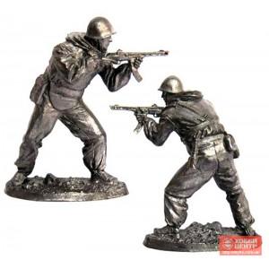 Боец ШИСБр, 1943-1945 гг. PTS-5164