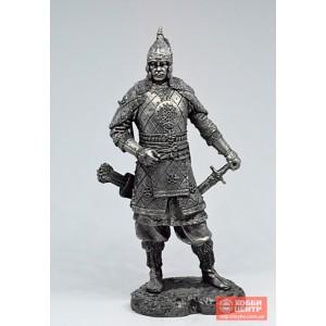 Татарский знатный воин, 14 век. EK-75-04