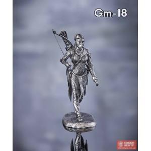 Эльфийская воительница Gm-18