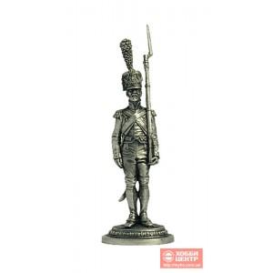 Фузелёр-гренадер Имп. Гвардии. Франция, 1806-14 гг. N54