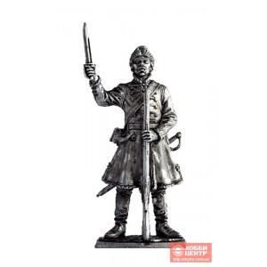 Фузелёр выборных солдатских полков, 1698-1702 гг. Россия R230