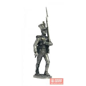 Фузелёр линейной пехоты. Франция, 1812-15 гг. N61