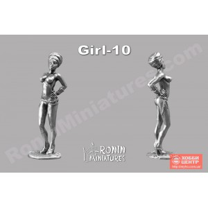 Девушка Girl-10