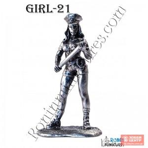 Полицайка Girl-21