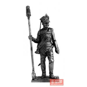 Канонир пешей артиллерии. Россия, 1812-16 гг. R33