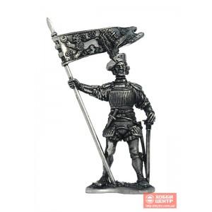 Капитан армии Генриха VIII. Англия, 1513 год М12