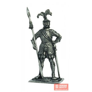 Капитан ландскнехтов, 1544 год M178