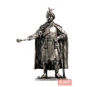Казацкий полковник. Украина, 17 век М205