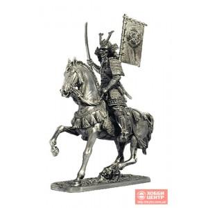 Конный самурай, 16-17 вв. М130