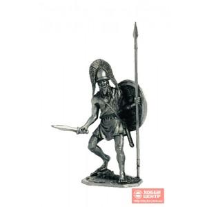 Лакедемонский командир. Греция, 5 век до н.э. A133