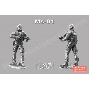 Боец Ms-01