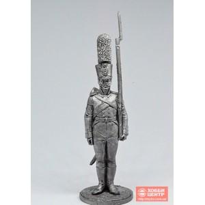 Гренадер Смоленского мушкетерского полка. Россия, 1805-07 гг.. NAP-64