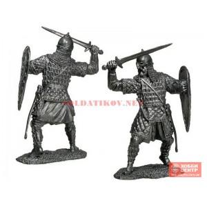 Новгородский знатный воин, 13 век PTS-5168b