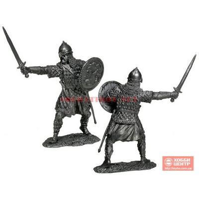 Новгородский знатный воин, 13 век PTS-5168a