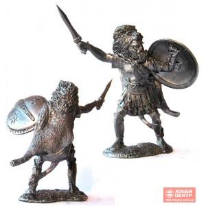 Карфагенский офицер, 3-2 вв до н. э. PTS-5212