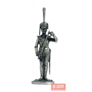 Обер-офицер Л.-гв. Семёновского полка. Россия, 1817-20 гг. R37