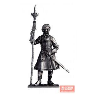 Обер-офицер Преображенского полка, 1698-1702 гг. Россия R229