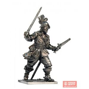 Офицер английской пехоты, середина 17 века М241
