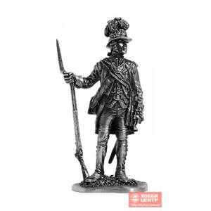 Офицер арт. и инж. Кадетского Корпуса. Россия, 1762-84 гг. R24