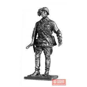 Офицер берсальерного батальона. Италия, 1943-45 гг. Misc109