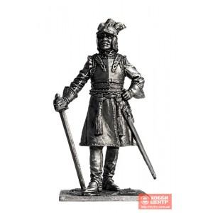 Офицер драгунских полков, 1698-1704 гг. Россия R239