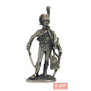 Офицер гвардейских конных егерей. Франция, 1805-15 гг. N53