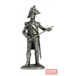 Офицер линейной пехоты. Франция, 1805 год N39