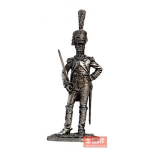 Офицер линейной пехоты. Франция, 1809-13 гг. N58