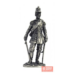Офицер линейной пехоты. Италия, 1849 год Misc67