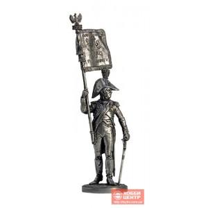 Офицер-орлоносец 6-го пехотного полка. Польша, 1810-14 гг. NAP-28