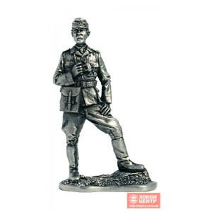 Офицер Вермахта в Тунисе, 1943 год Misc64