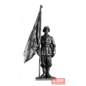 Офицер-знаменосец альпийских стрелков. Италия, 1943-45 гг. Misc102