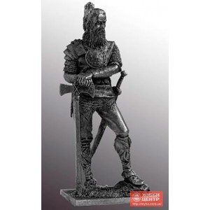 Германский воин, 1 в. до н.э. арт.54-19