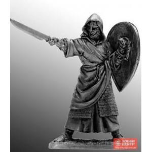 Монах-рыцарь,  12 век арт.54-34