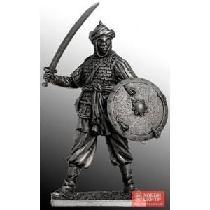 Мусульманский воин, 13 век арт.54-4