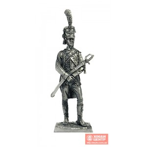Ордонансовый жандарм. Франция, 1806-07 гг. N140