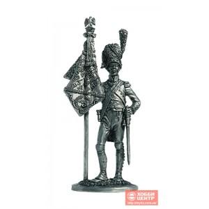 Орлоносец 3-го полка Пеших Гренадер. Франция, 1812 г. N38