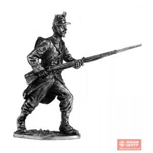 Рядовой пехотного полка. Италия, 1859 год Misc84