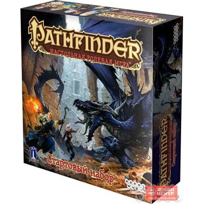 Настольная игра Pathfinder: Настольная ролевая игра. Стартовый набор