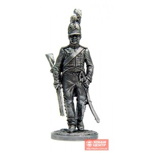 Рядовой шеволежерского полка гвардии. Гессен-Дармштадт, 1806-12 гг. NAP-29