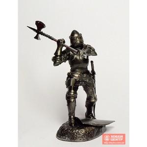 Французский рыцарь. Лагир, сподвижник Жанны д'Арк Kn-24b