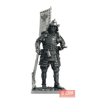 Самурай в походе, 16 век M120