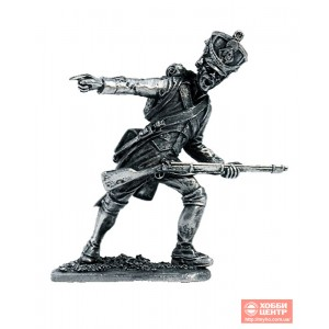 Сержант фузелёров линейной пехоты. Франция, 1809 г. N57