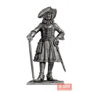 Штаб-офицер Преображенского полка, 1698-1700 гг. Россия R240