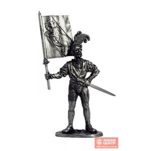 Швейцарский знаменосец города Берна, нач. 16 века М90
