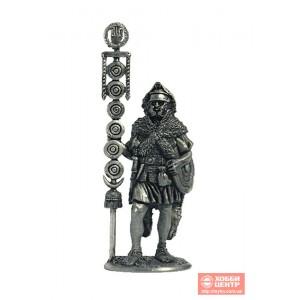 Сигнифер II легиона Августа. Рим, 1 век н.э. A2