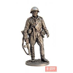 Старший сержант пехоты Красной армии, 1943-45 гг. СССР WWII-1