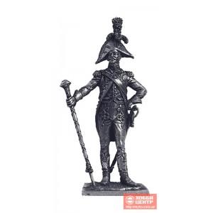 Тамбурмажор линейного полка. Франция, 1809-12 гг. N122