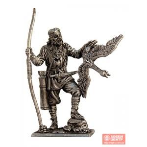 Викинг-лучник с гусем, 9-10 век М256